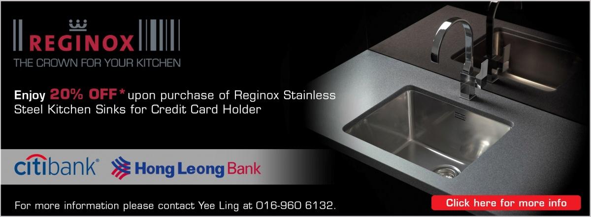 Reginox 2014 Promotion