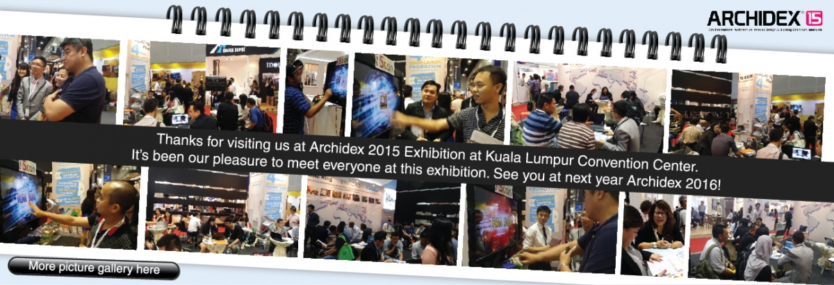 Archidex 2015 Gallery