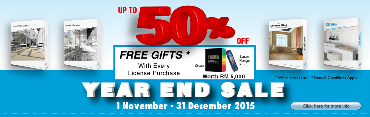 Year End Sale 2015