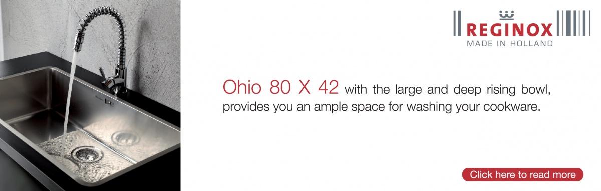 Reginox - Ohio 80 X 42