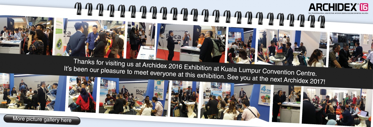 Archidex 2016 Gallery