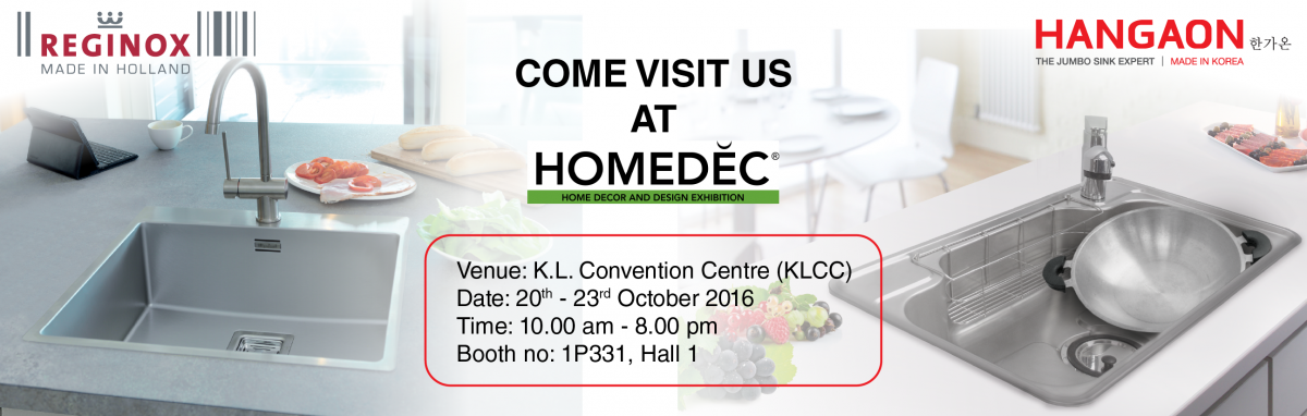 HomeDec Exhibition 2016